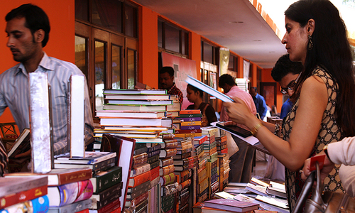 The 10-book challenge: Where are the Pakistani authors?