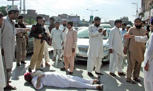 Sikh trader among three killed in Peshawar