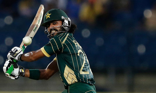 Fawad Alam emerges as leading candidate for T20 captaincy