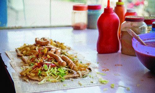 Traditional Afghani Street Food
