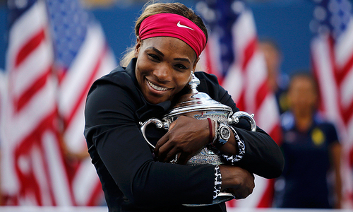 Williams downs Wozniacki for sixth US Open title