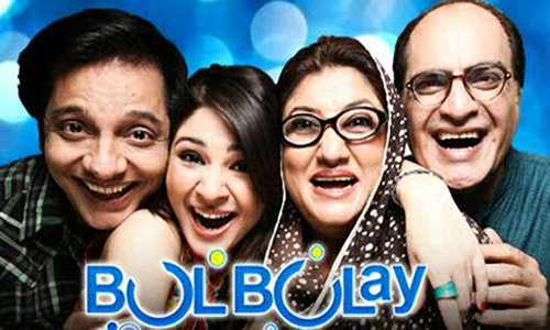 Is 'Bulbulay' bad for comedy?