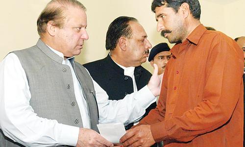 PM reviews AJK flood losses