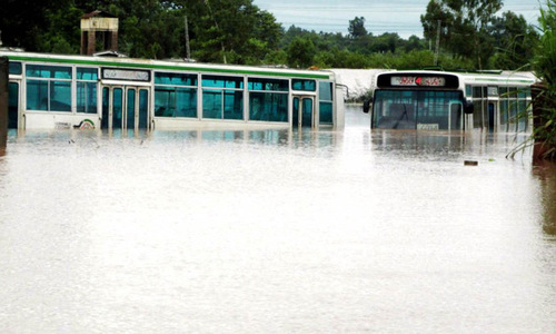 Floods may cause immense loss to economy