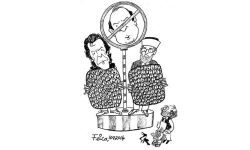 Cartoon: 10 September, 2014