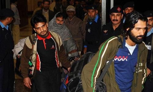 260 Pakistanis arrive from strife-torn Libya