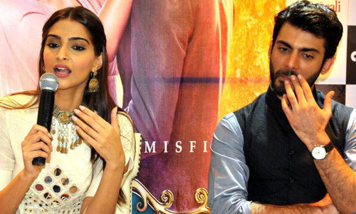Would love to go to Pakistan: Sonam Kapoor