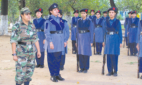 K-P's women police officers: Leading from the front