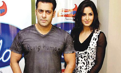 Katrina and Salman, what's up?
