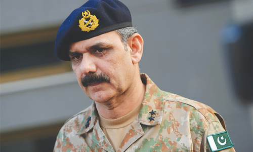 Army not meddling in politics, says ISPR