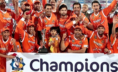 Lions to make Champions League T20 debut today