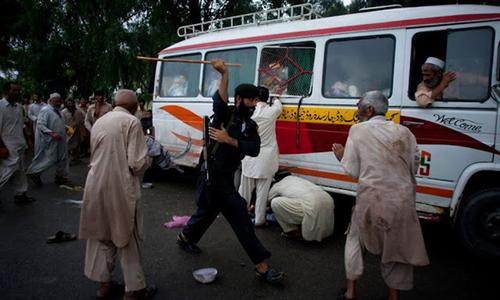 'Floods, bullets beset villagers all season'