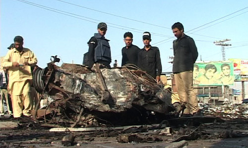 Three killed in deadly Quetta attack