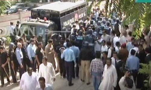 Total jail in pakistan movie