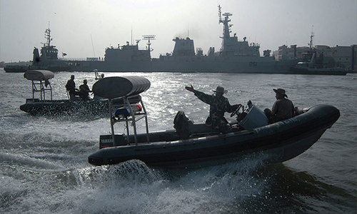 Taliban Sindh chapter involved in dockyard attack: report