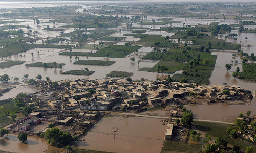 Chenab now torments south Punjab
