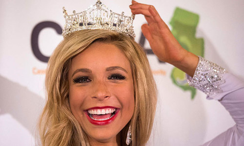 New Yorker Kira Kazantsev crowned Miss America