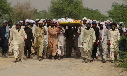 One killed as militants storm Hangu police station