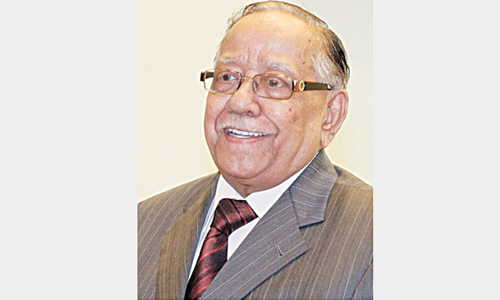 Country's leading physician Prof S.M. Rab passes away