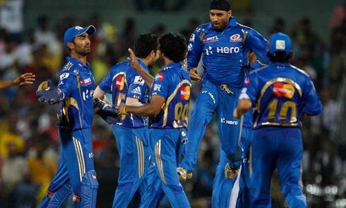 Mumbai Indians triumph