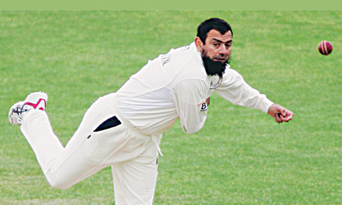 'Doosra' not illegal, insists Saqlain