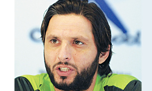 Shahid Afridi all set to be named Twenty20 captain