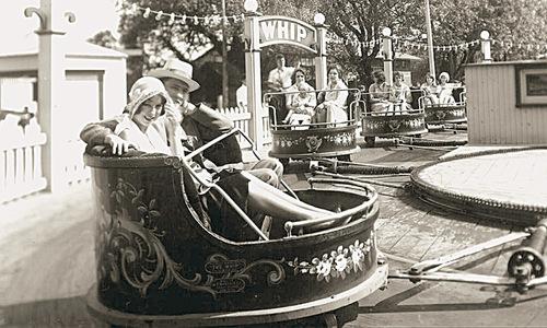 Exhibition looks at genius of carousel inventor