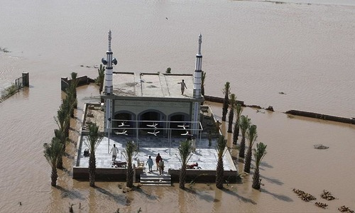 No official help for Chiniot village