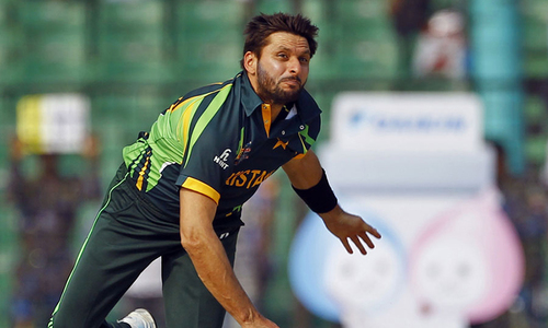 Afridi named T20 captain until 2016 championship