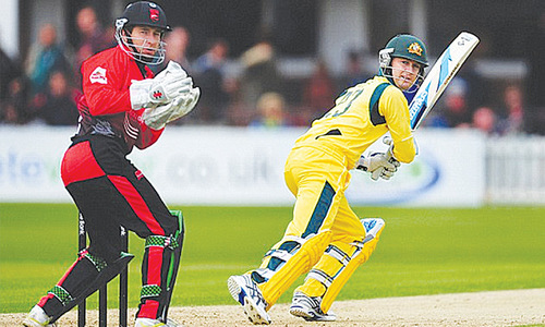 Injured Clarke ruled out of Pakistan ODIs