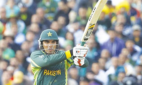 Afridi named captain until 2016 World T20