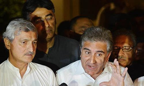 PTI 'still open to talks'