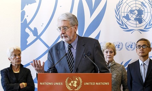 UN urges protection of civilians during action against IS