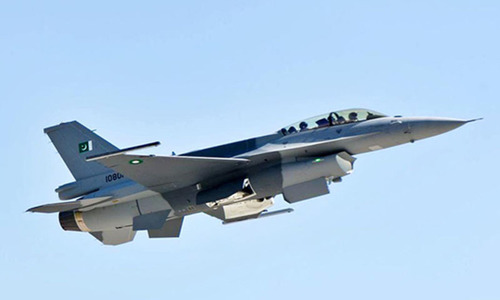 Fighter jets pound militant hideouts in N Waziristan