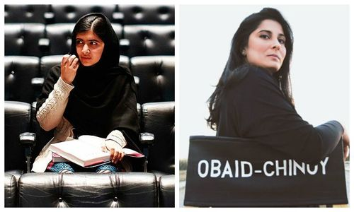 Game-changers Malala, Sharmeen to receive Asia Society Award