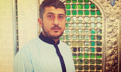 Saying goodbye: My brother, Ali Akbar Kumaili