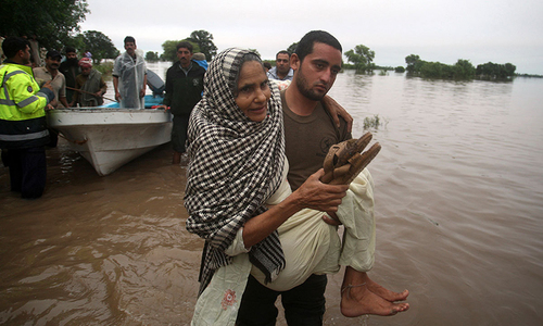 Flooding destroys nearly 2,000 schools in Punjab