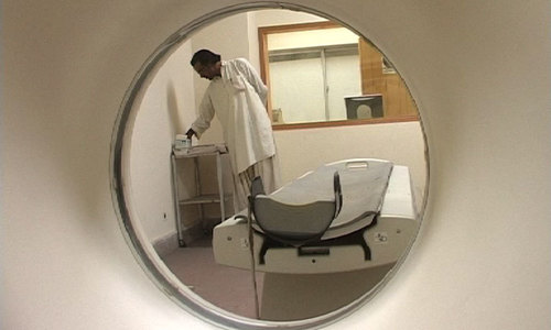 Balochistan's biggest hospital without functional MRI machines, CT scanners