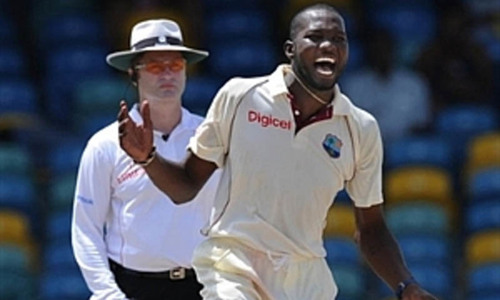 Benn helps Windies inflict defeat on BD
