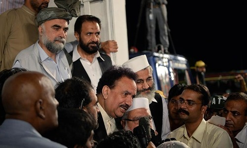 Jirga proposes five-day 'ceasefire' in Islamabad
