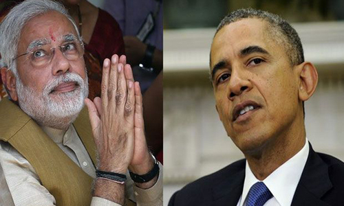 Obama to discuss Afghanistan with Modi