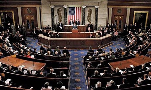 US House grudgingly approves arms for Syrian rebels