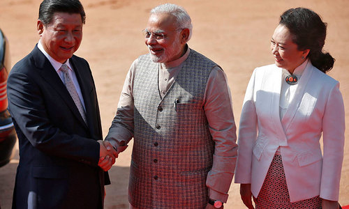 India says Modi raised China border incursions with Xi