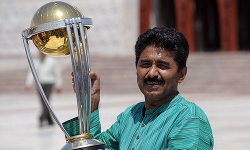 Ajmal not essential to World Cup hopes, says Miandad