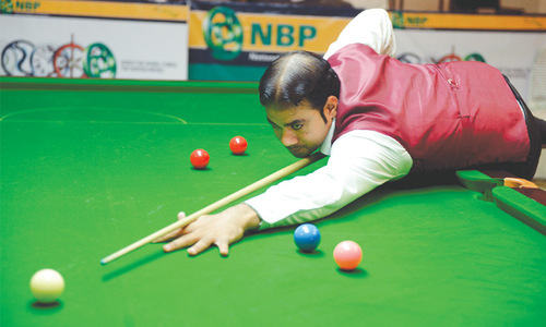 Prolific Sajjad tames Imran to bag ranking snooker crown