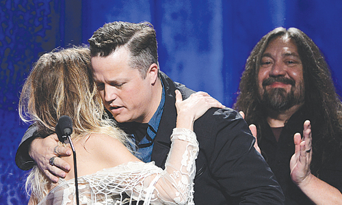 Jason Isbell cleans up at Americana Awards