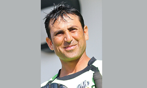 Younis confident of World Cup victory