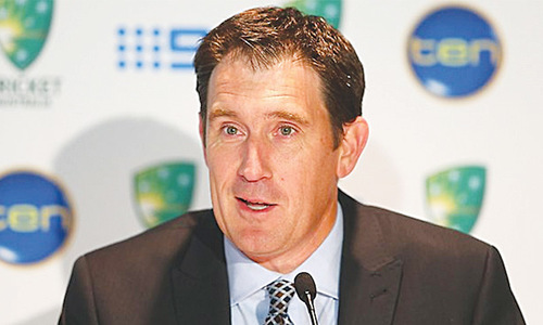 Sutherland stays as Cricket Australia chief