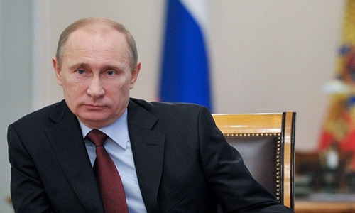 Western sanctions violate WTO principles: Putin