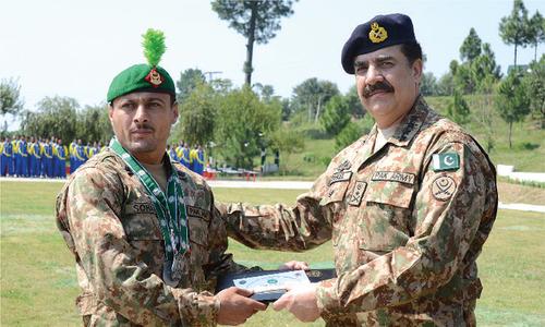 Army aware of future challenges: Gen Raheel